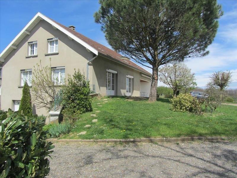 Vente maison / villa St romain en gal 385000€ - Photo 1