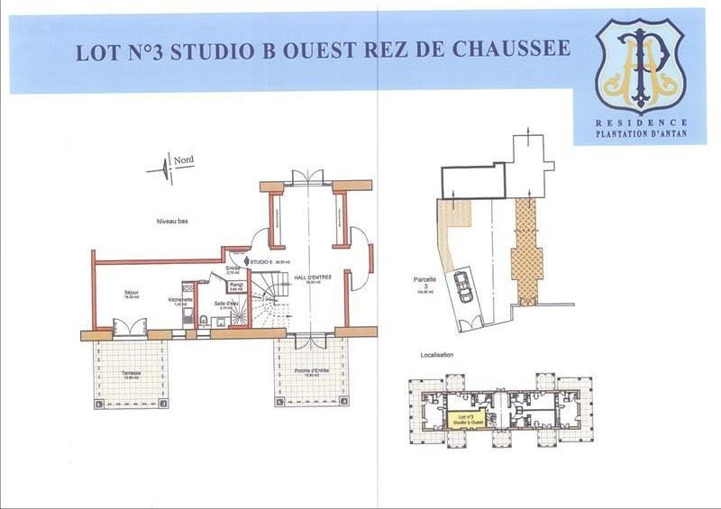 Sale apartment St francois 177000€ - Picture 2