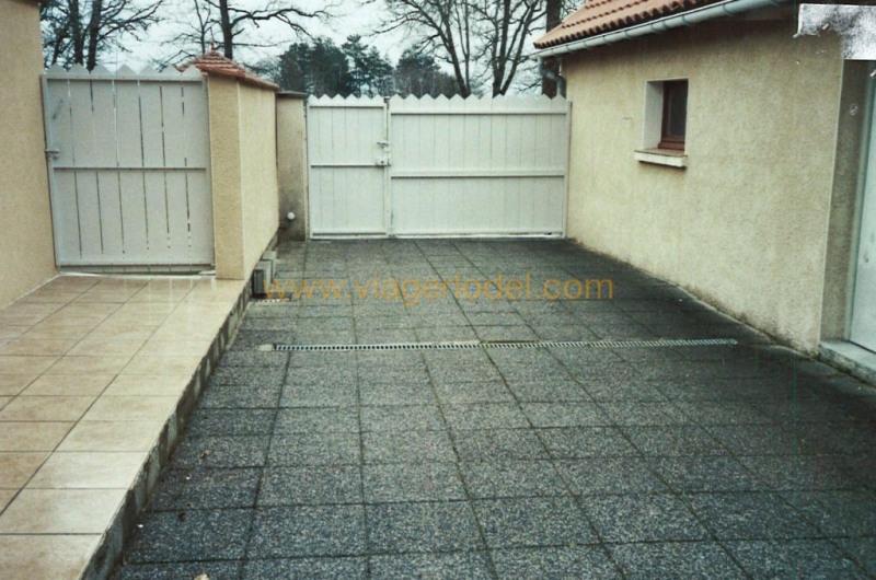 Vitalicio  casa Saint-bressou 65000€ - Fotografía 12