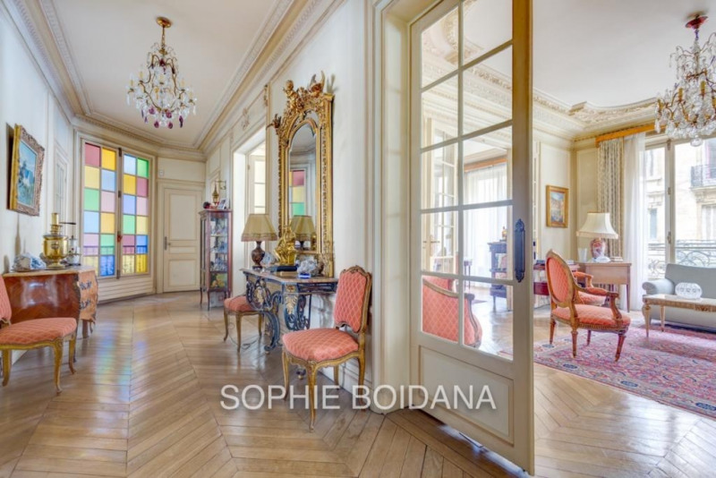 Vente de prestige appartement Paris 17ème 2 080 000€ - Photo 1