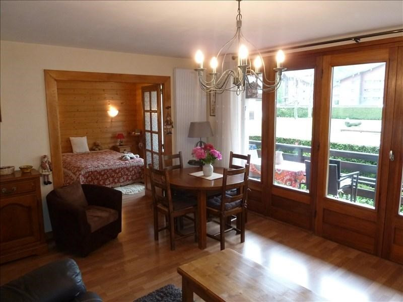 Sale apartment Morzine 295 000€ - Picture 1