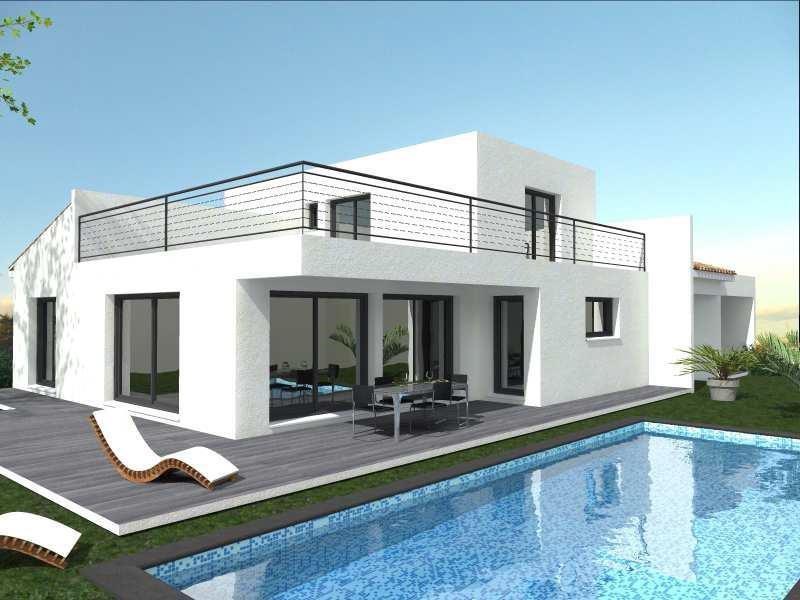 Maison  5 pièces + Terrain 451 m² Villeneuve-Lès-Maguelone par Domitia Construction