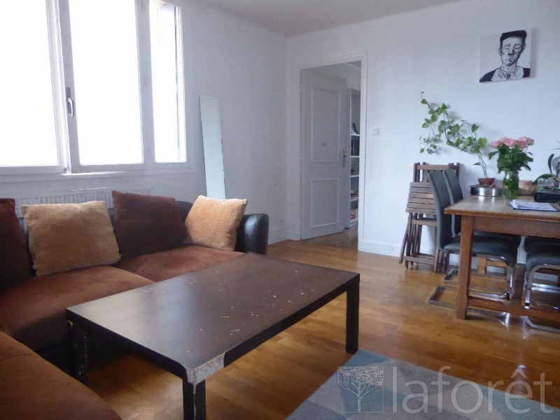 Sale apartment Villeurbanne 159 000€ - Picture 1
