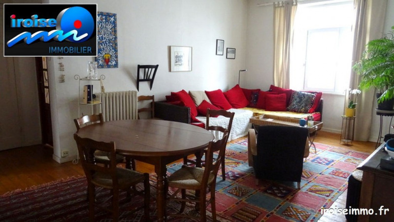 Vente appartement Brest 117 600€ - Photo 1