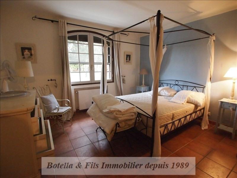 Venta  casa Uzes 435000€ - Fotografía 4