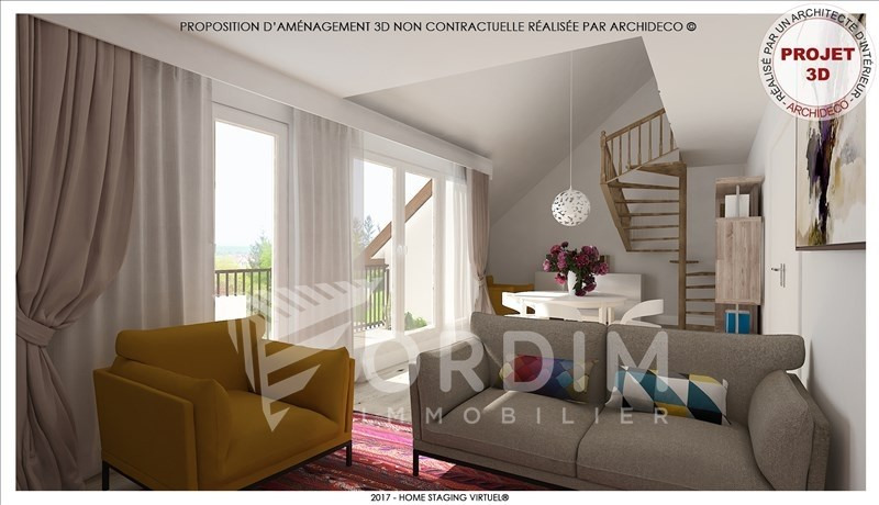 Sale apartment Auxerre 159000€ - Picture 3
