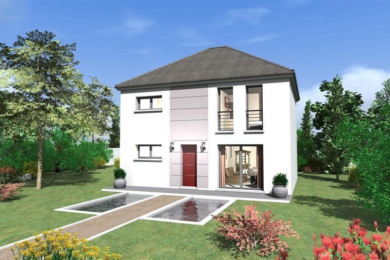 """Modèle de maison  """"Dauphine 110"""" à partir de 5 pièces Seine-et-Marne par MAISONS BERVAL – DIRECTION COMMERCIALE"""