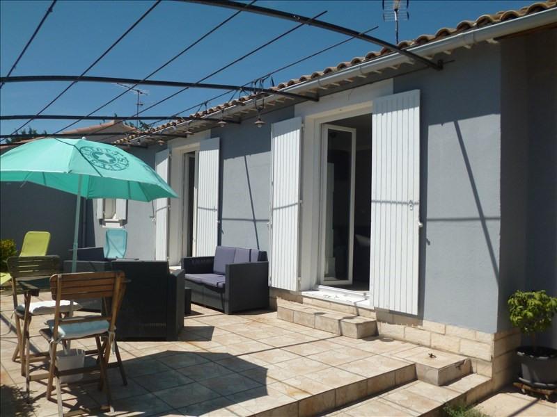 Vente maison / villa Morieres les avignon 229900€ - Photo 2