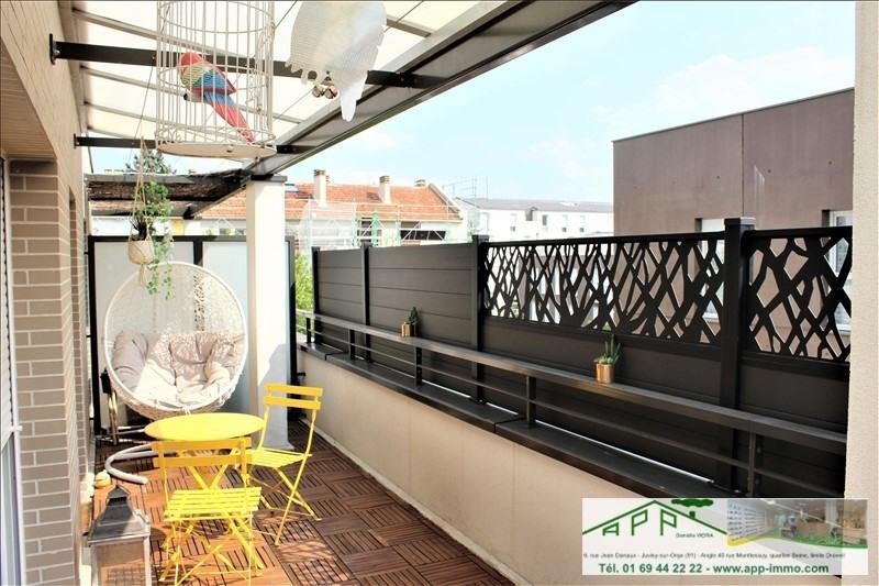 Sale apartment Vigneux sur seine 289000€ - Picture 1