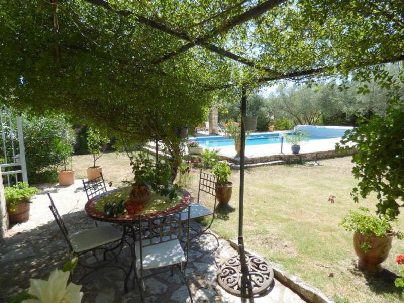 Vente de prestige maison / villa Goudargues 626000€ - Photo 9