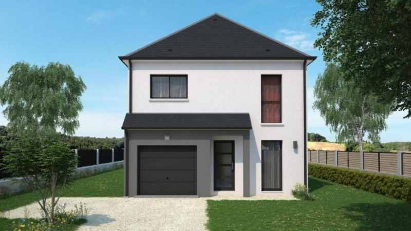 Maison  4 pièces + Terrain 800 m² Châtellerault par Maisons Ericlor