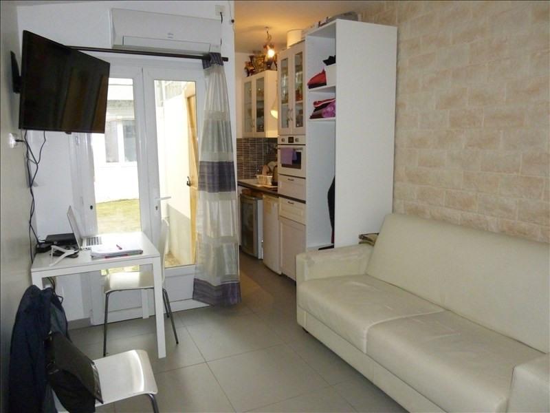Sale apartment Paris 11ème 215000€ - Picture 2