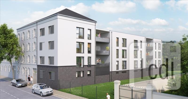 Vente appartement Nancy 226000€ - Photo 2
