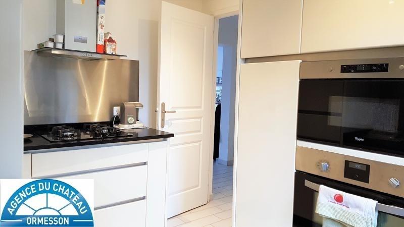 Vente appartement Le plessis trevise 215000€ - Photo 5