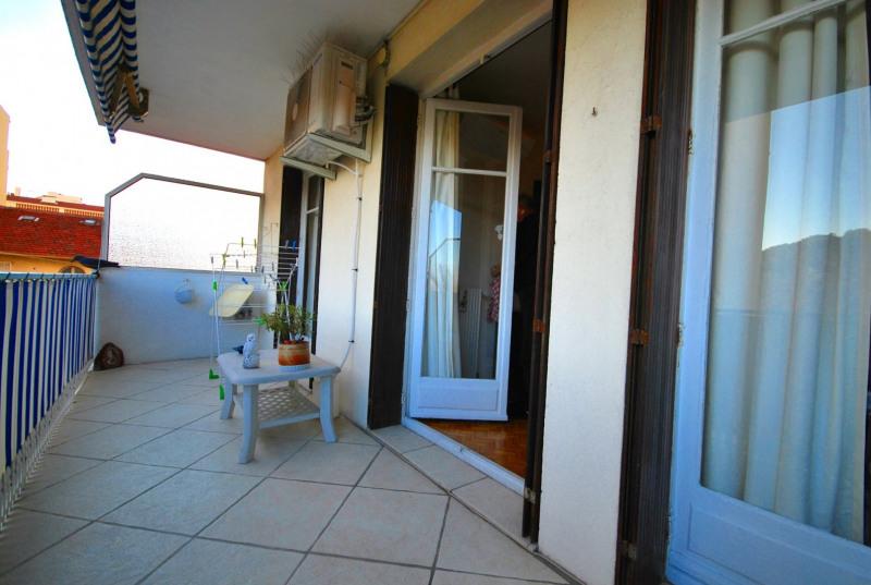 Verkoop  appartement Juan-les-pins 199000€ - Foto 3