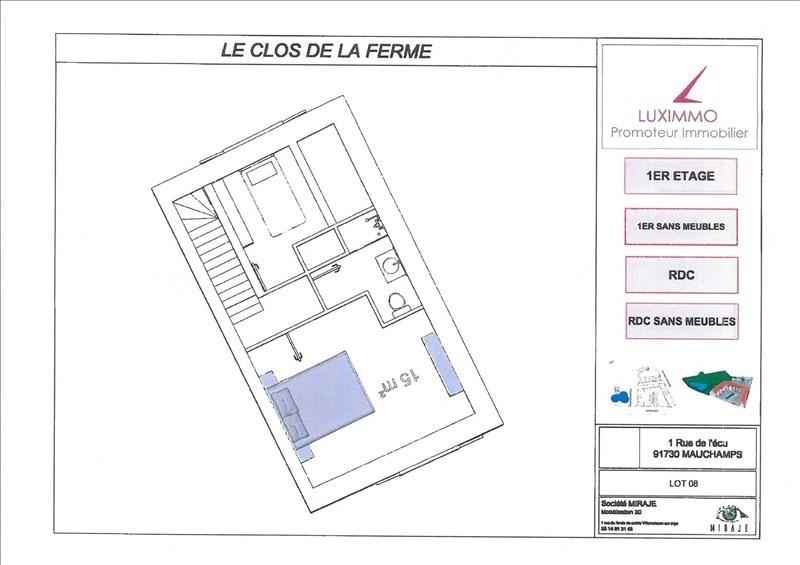 Vente appartement Arpajon 165000€ - Photo 2