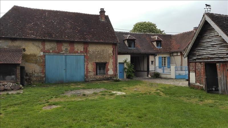 Sale house / villa Chaumont en vexin 194360€ - Picture 7