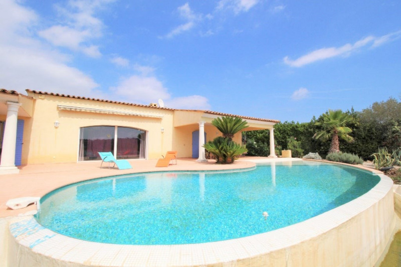 Deluxe sale house / villa Biot 1 297 000€ - Picture 2