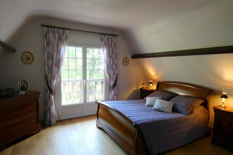 Vente maison / villa Conches en ouche 367500€ - Photo 7