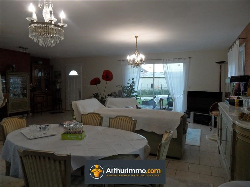 Location maison / villa St chef 850€ CC - Photo 5