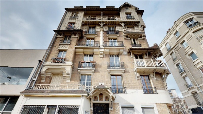 Investment property apartment Villeneuve st georges 135 000€ - Picture 1