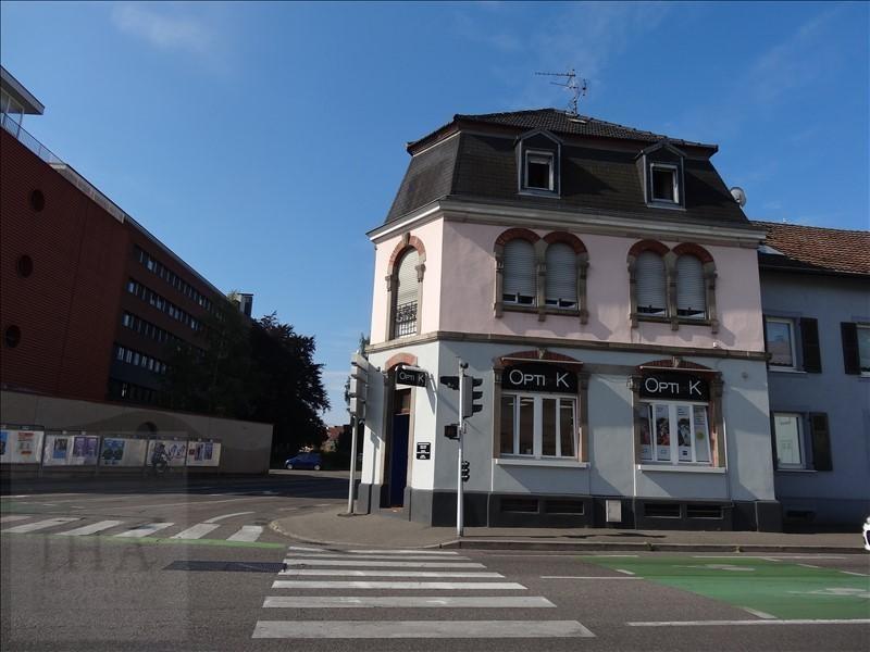 Produit d'investissement immeuble Colmar 287000€ - Photo 1
