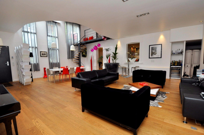 Sale apartment Paris 1 200 000€ - Picture 1