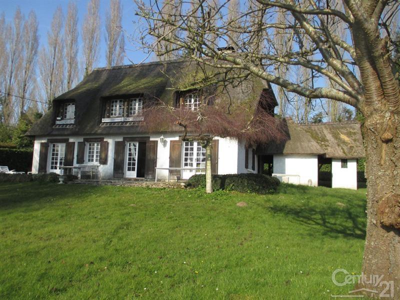 Vente de prestige maison / villa Canapville 605000€ - Photo 1