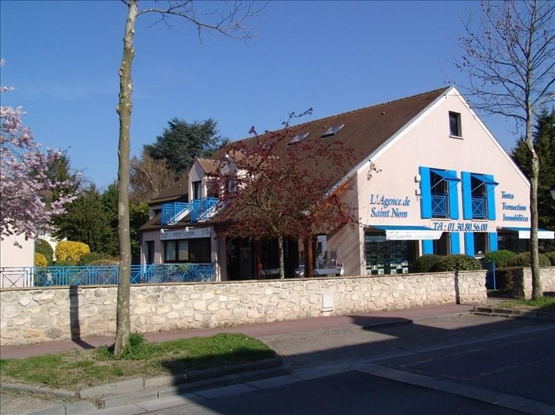 Rental office St nom la breteche 1678€ HT/HC - Picture 1