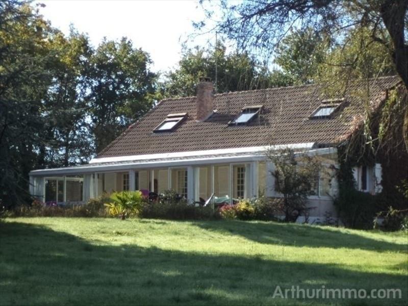 Sale house / villa Jars 210000€ - Picture 1
