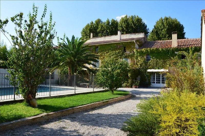 Verkoop van prestige  huis Pernes les fontaines 710000€ - Foto 7