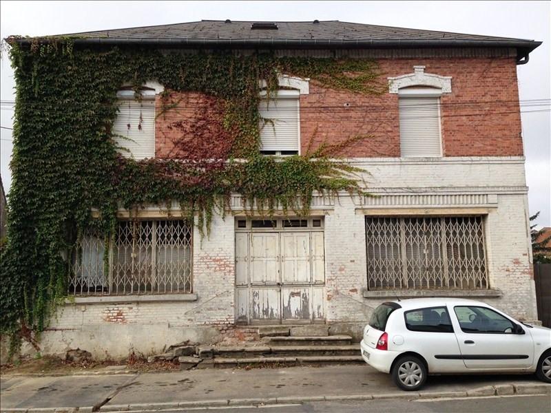 Vente maison / villa St quentin 128300€ - Photo 1