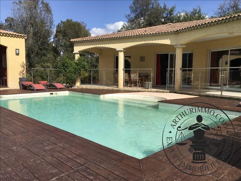 Deluxe sale house / villa Alata 629000€ - Picture 1