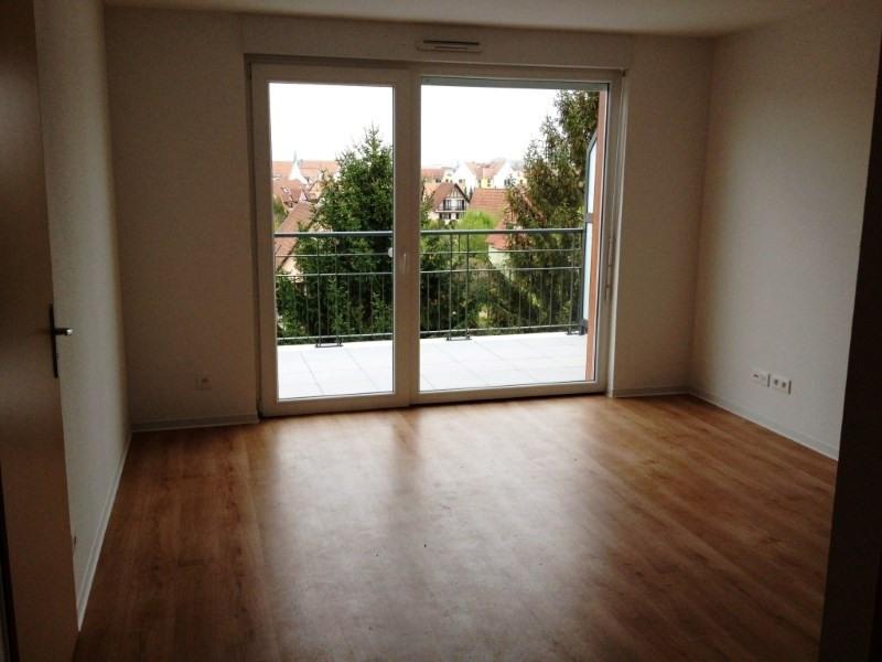 Rental apartment Eckbolsheim 590€ CC - Picture 3