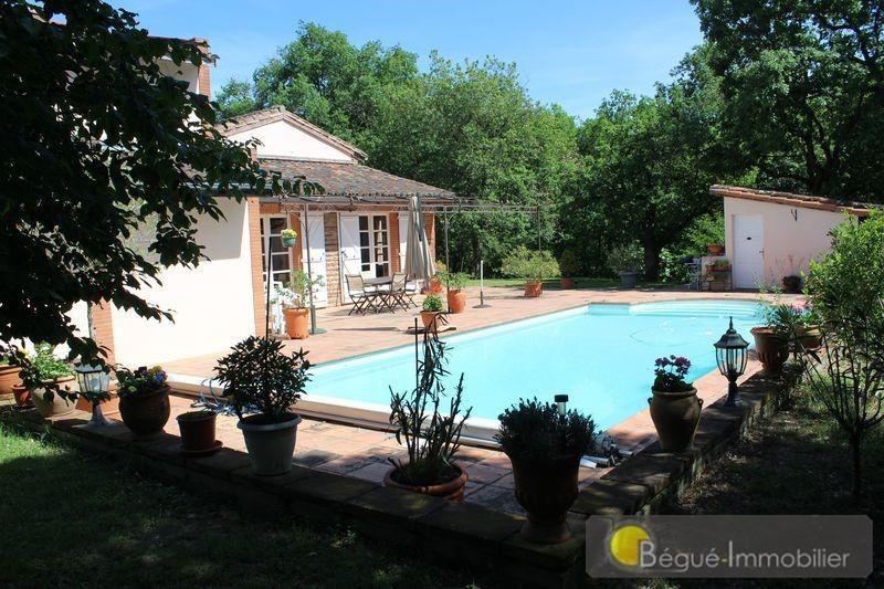 Deluxe sale house / villa Pibrac 679000€ - Picture 2
