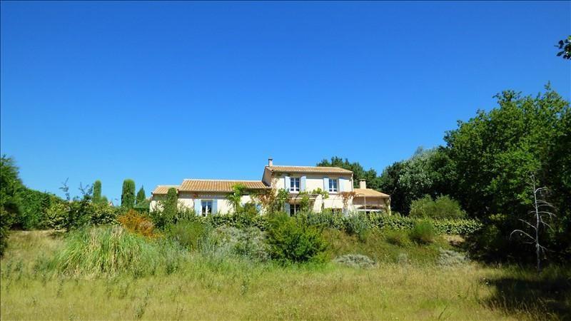 Sale house / villa Aubignan 372000€ - Picture 1