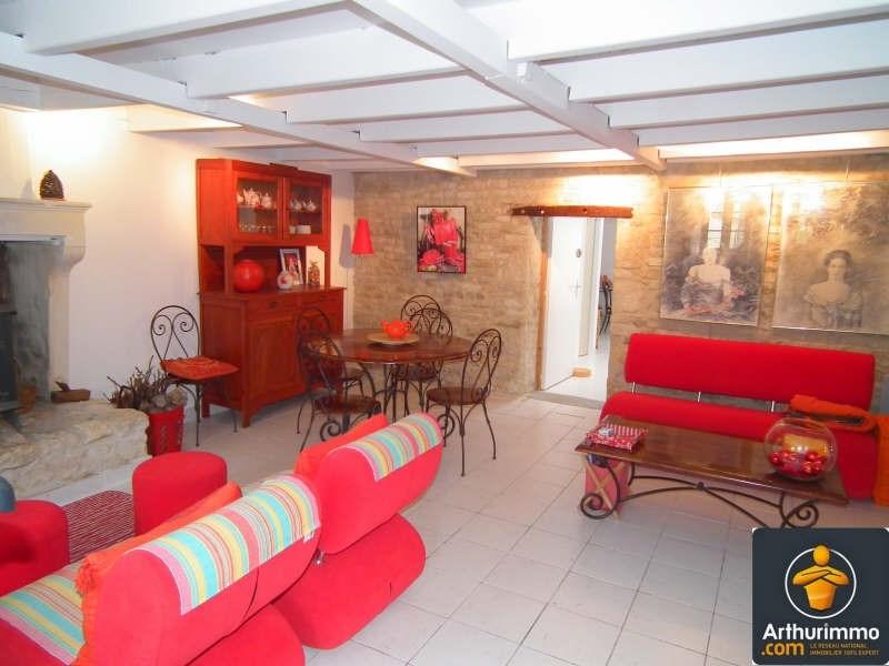 Sale house / villa Matha 129500€ - Picture 2