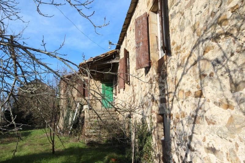 Vente maison / villa Saint christophe 160000€ - Photo 2