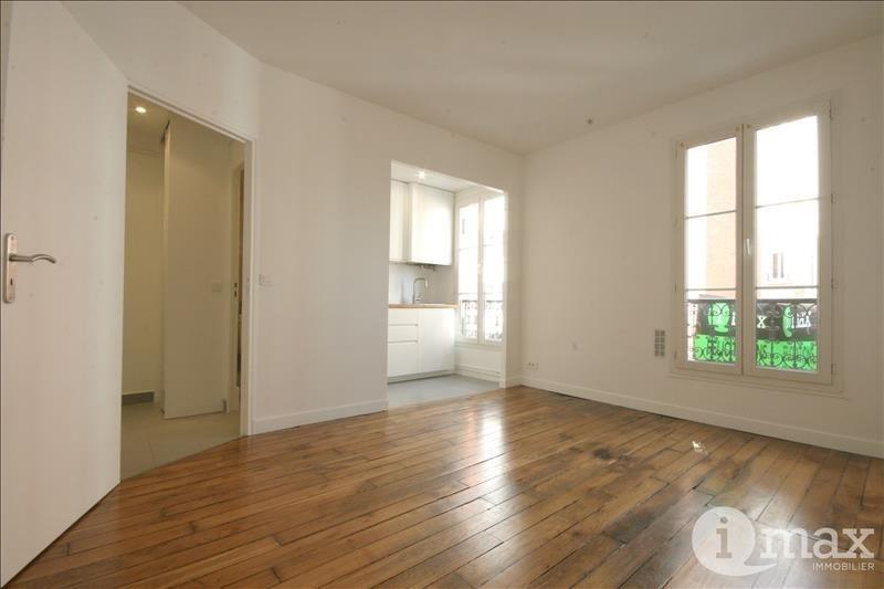 Vente appartement Paris 17ème 380000€ - Photo 1