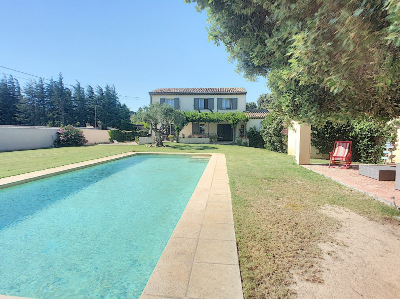 Vente maison / villa Rochefort du gard 499 000€ - Photo 15