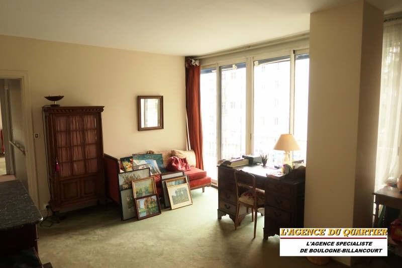 Venta  apartamento Boulogne billancourt 741000€ - Fotografía 5