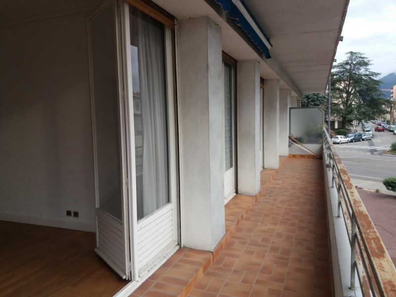 Sale apartment Grenoble 165000€ - Picture 1