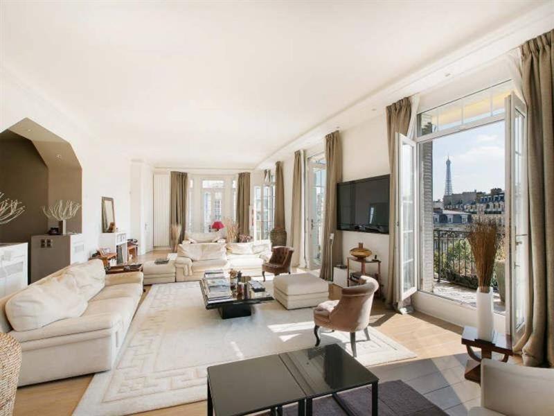 Revenda residencial de prestígio apartamento Paris 16ème 4500000€ - Fotografia 8