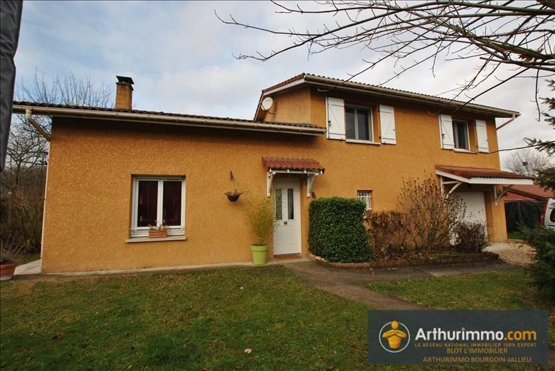 Vente maison / villa L'isle d'abeau 329000€ - Photo 1