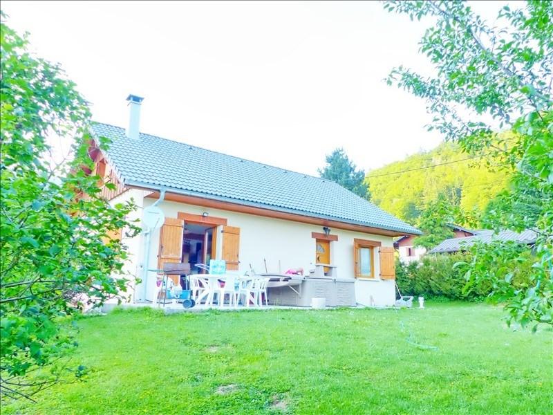 Sale house / villa Megevette 315000€ - Picture 1