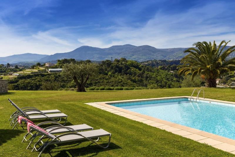 Deluxe sale house / villa Cagnes sur mer 1500000€ - Picture 3