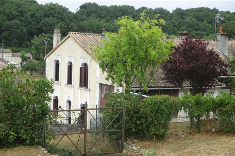 Sale house / villa Touvre 252000€ - Picture 9