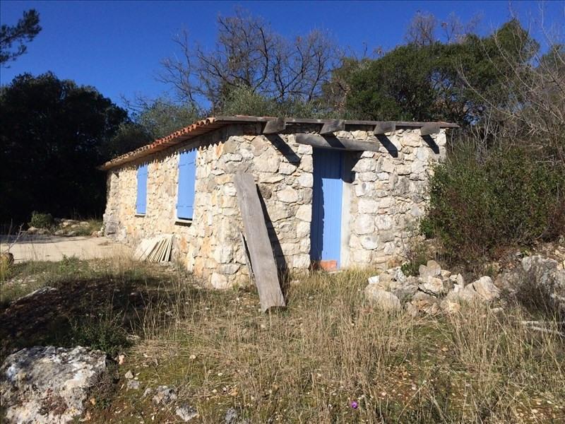 Vente terrain Saint cezaire sur siagne 110000€ - Photo 3