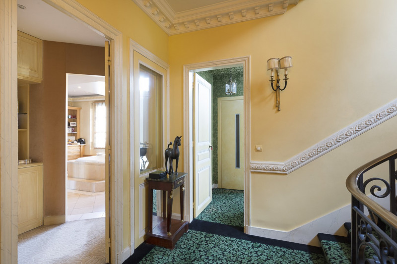 Revenda residencial de prestígio palacete Paris 16ème 11500000€ - Fotografia 14