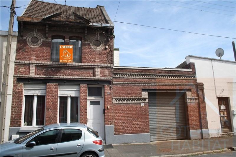 Vente maison / villa Valenciennes 101000€ - Photo 1